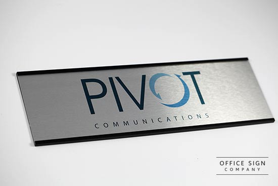 Office Name Plates: Office Sign Name Plates