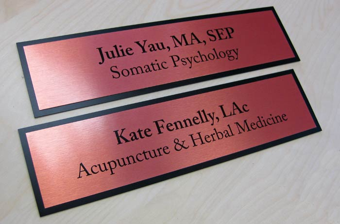 door signs for offices | metal suite signs | doctor & dentist