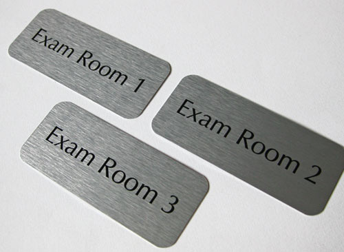 Exam Room Signs Suite Room Signs Dentistry Signs