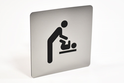 Baby Changing Signs