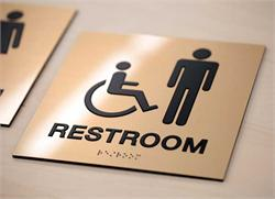 Cool ADA Signs for Professionals & Restaurants