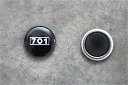Personalized Full Color Magnetic Buttons