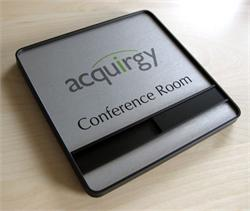 Corporate Logo Conference Room Signs
