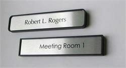office door name plates and signs