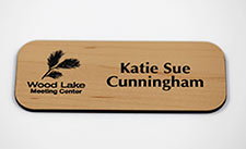 Engraved Name Tags & Business Name Badges