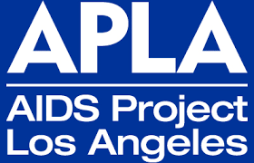 AIDS Project LA Signs
