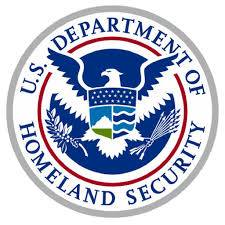 U.S. Department of Homeland Security Signs
