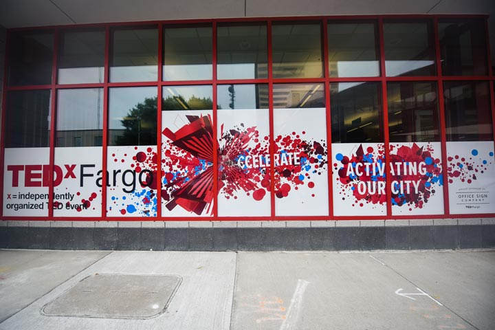 Graphics Window Vinyl