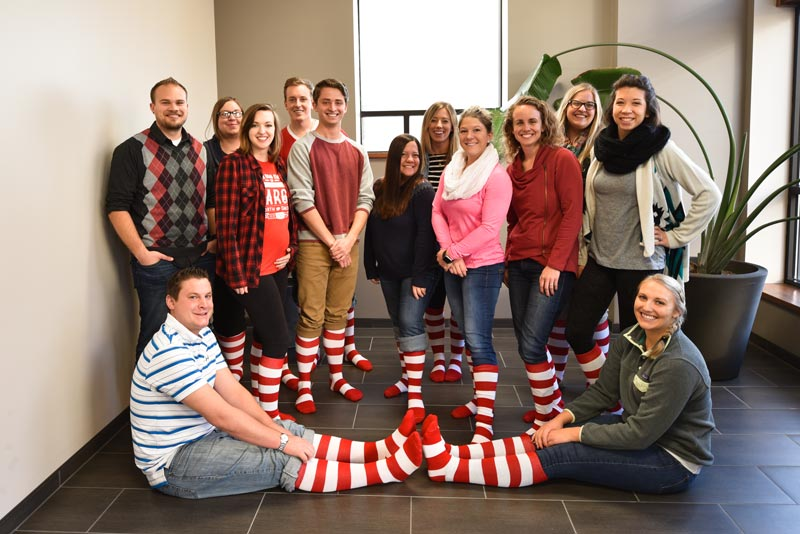 Office Sign Company Donates to Ronald McDonald House Charities of the Red River Valley