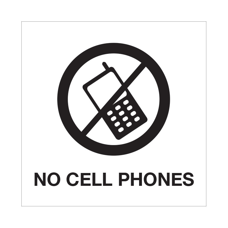 no cell phone usage magnets