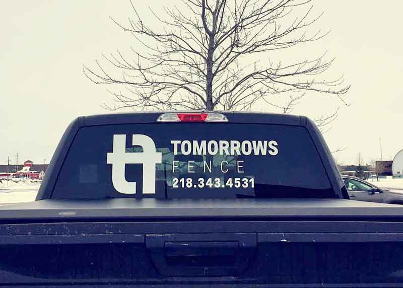 Truck Stickers For Back Window >> Car Stickers Truck Lettering
