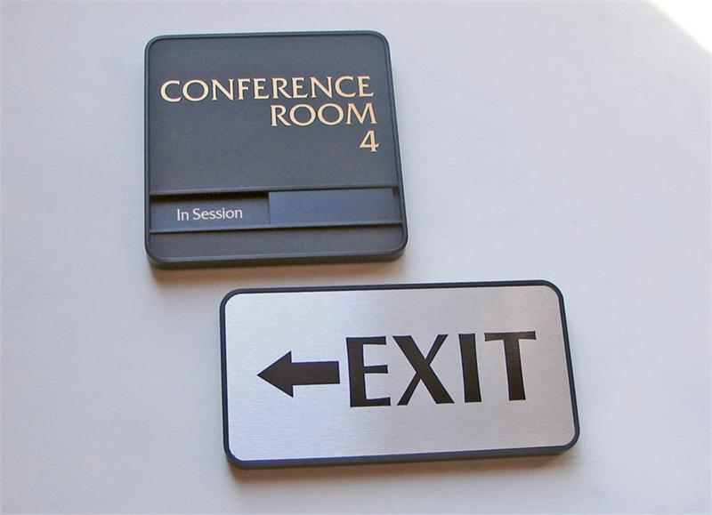 executive conference room signs availability in out signs