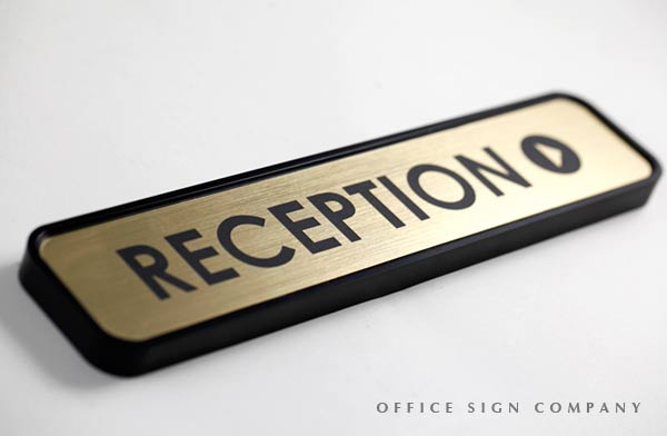 Interchangeable Engraved Office Signs Door