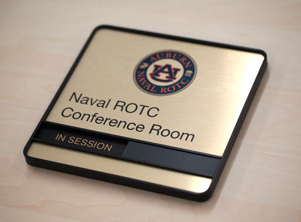 conference room signs sliding in out room signs availability