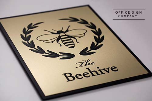 office door signs corporate office signs suite signs company logo