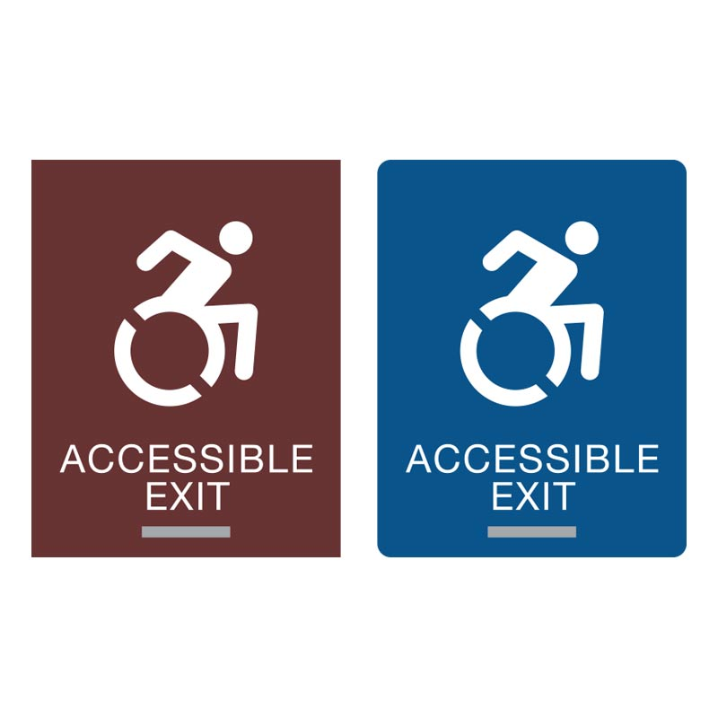 Compliant New York Ada Accessible Signs New York Accessible