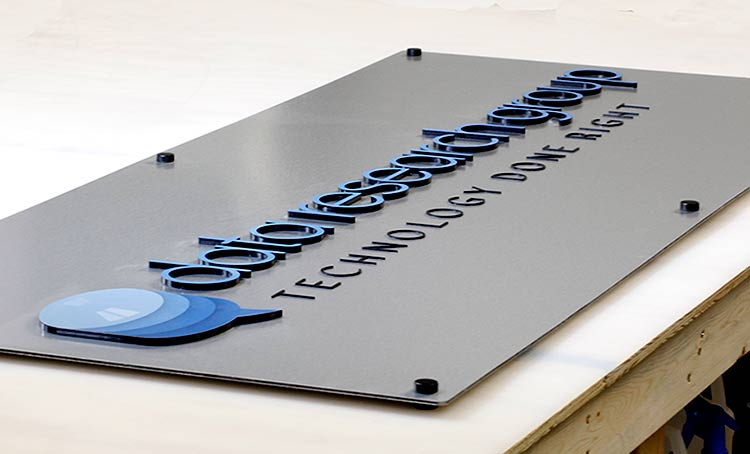 Custom Logo Signs | Dimensional Letter Signs | Cool