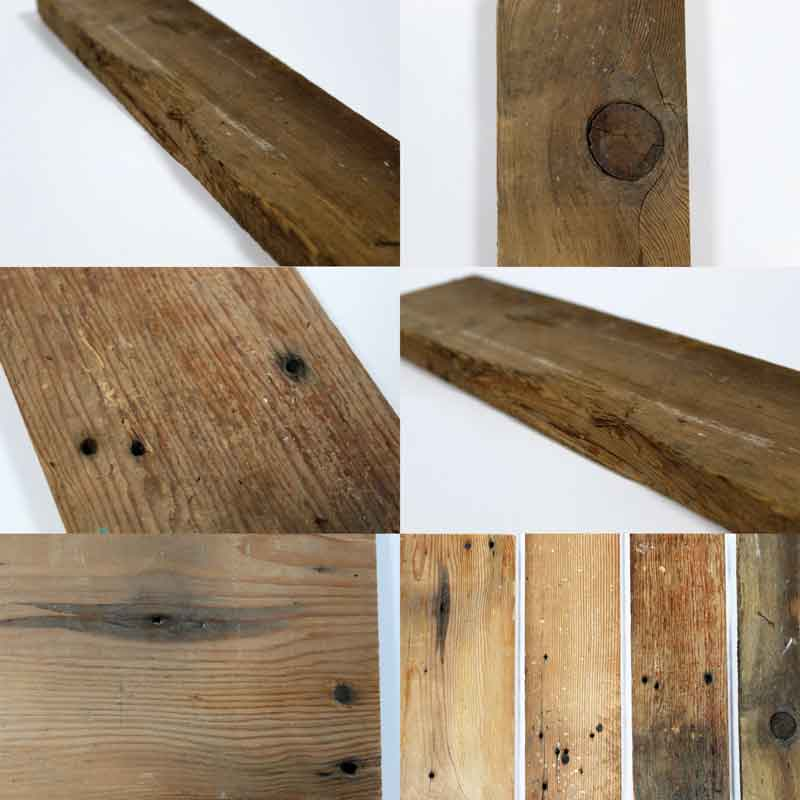 Reclaimed Wood Signs: Reclaimed Wood Lasered Sign
