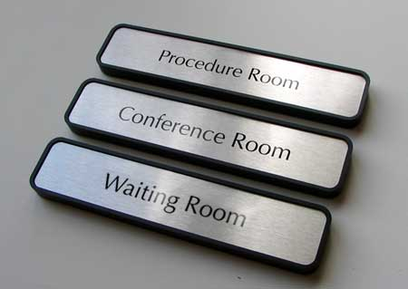 Waiting Room Signs, Medical Office Signs & Personalized Doctors ...