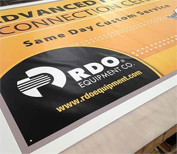 Interior or Exterior Custom Banners for Special Events, Trade Shows and more.