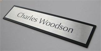 Office Door Name Plates & Cubicle Signs