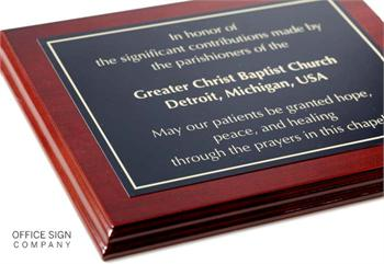 Corporate Awards and Plaques in Fargo, ND