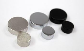 Aluminum Screw Caps