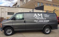 Agassiz Mechanical Custom Vehicle Graphics