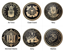 Seals Military and Government