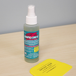 Rapid Tac II Application Fluid