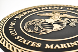 Cast Metal Marine Seal