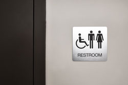 Restroom Office Signs