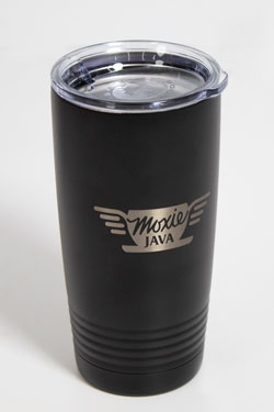 Matte Black Thermal Mugs