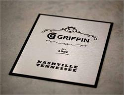 Griffin Technologies Sign made by Office Sign Company of Fargo, ND