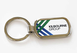 Kiblourne Group Keychain