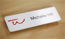 Employee Name Badges
