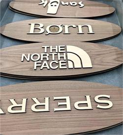 Custom Wood Signs Made in Fargo, ND