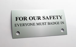 Custom Sign Inserts - Replace Inserts with Ease