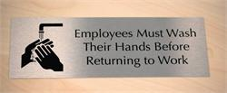 Employee Signs and Workplace Signs