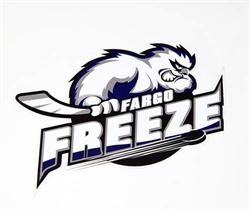 Fargo Freeze Decals
