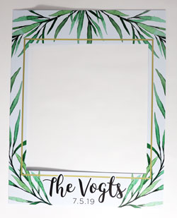 Photo Frames for Weddings