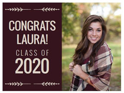 Yard Signs for Graduate