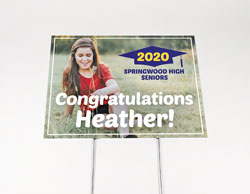 Yard Signs for Graduates