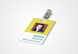 Custom ID Badge