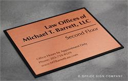 Signs for Law Offices