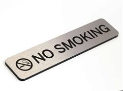No Smoking Office Signs and Name Plates