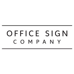 Office Sign Company Custom Signage