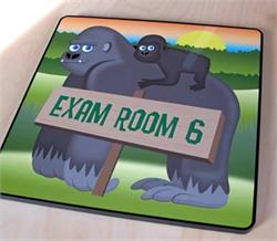 Exam Room Signs for Children
