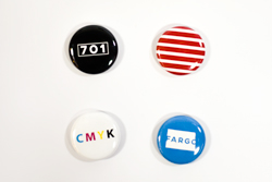 Create Your Own Magnetic Buttons