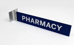 Pharmacy Projection Sign